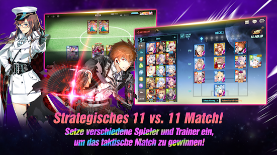 Soccer Spirits Screenshot