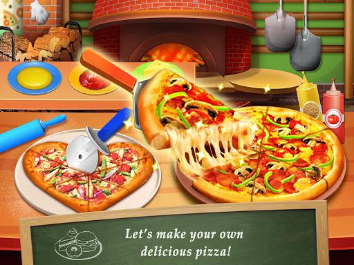 School Lunch Maker! Food Cooking Games 1.8 Screenshots 2