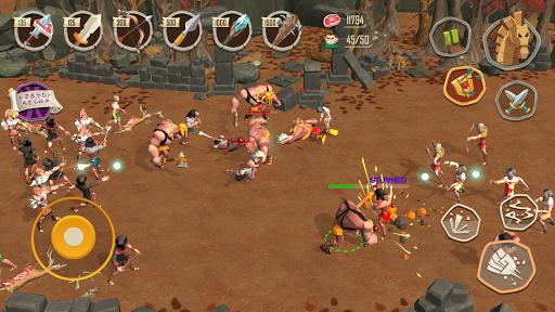 Trojan War: Rise of the legendary Sparta  screenshots 2