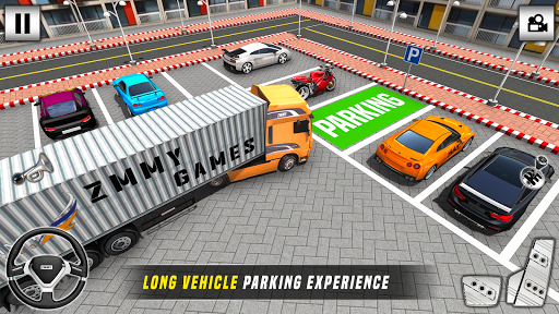 Truck Parking King Truck Games 2020 APK MOD (Astuce) screenshots 2