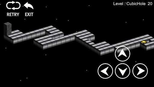 cubic hole screenshot 2