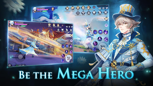Mega Heroes apkpoly screenshots 10