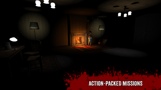 The Fear 2 : Creepy Scream House Horror Game 2018 Screenshot