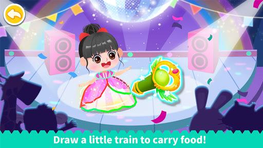 Baby Panda's Magic Drawing apklade screenshots 2