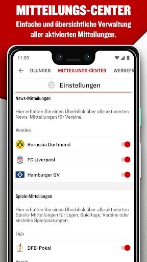 kicker Fußball News  screenshots 6