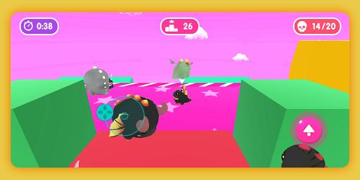 Fall.io - Race of Dino  screenshots 5