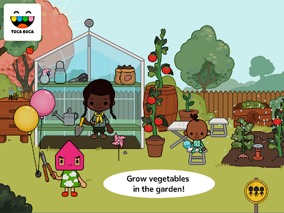 Toca Life: Town  For Pc – Free Download And Install On Windows, Linux, Mac 2