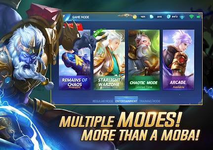 Heroes Evolved Mod Apk (Map Hack/Show Enemy) 7