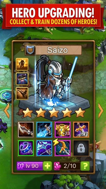 Magic Rush: Heroes  poster 2