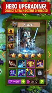 Magic Rush: Heroes apk