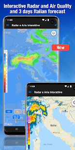 The Weather: weather forecast by iLMeteo 2.28.2 Screenshots 4