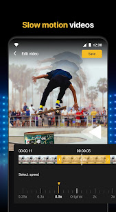 Slow motion - Speed up video - Speed motion 1.0.64 Screenshots 2