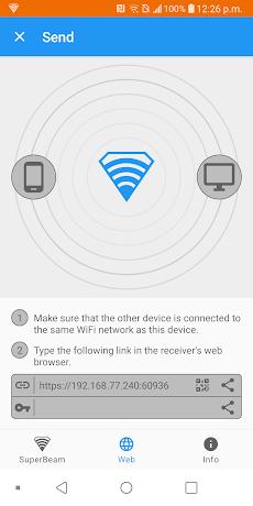 SuperBeam | WiFi Direct Shareのおすすめ画像5