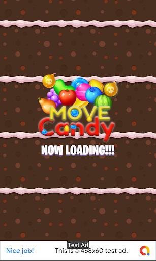 candy move screenshot 2