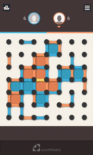 Dots and Boxes - Classic Strategy Board Games 6.041 screenshots 1