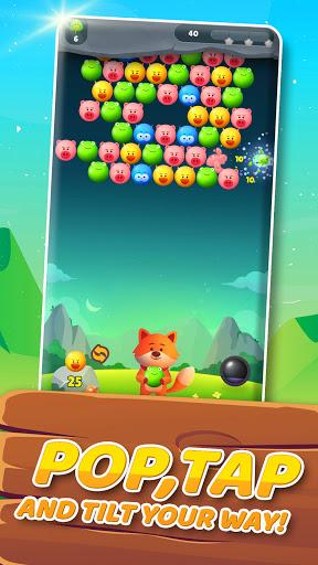Bubble Shooter: Animal World | 2021 Free game 1.4.8 screenshots 2