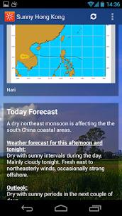 HK Sunny Pro Apk- Weather&Clock Widget (Paid Features Unlocked) 2
