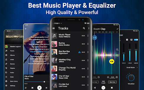 Music Player for Android-Audio 3.2.2 Mod Android Updated 1