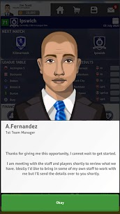Club Soccer Director 2021 – Soccer Club Manager (Unlimited Money) 4