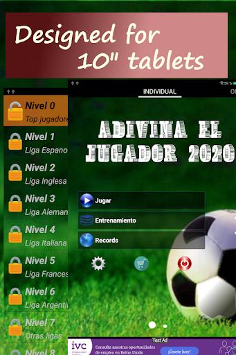 Soccer Players Quiz 2020 1.52 screenshots 10