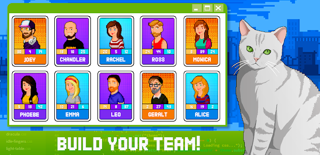 Idle Dev Empire Tycoon sim business Mod Apk (Unlimited Money) 8