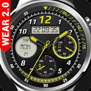 Rotax Watch Face