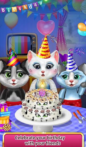 kitty birthday party celebration screenshot 1