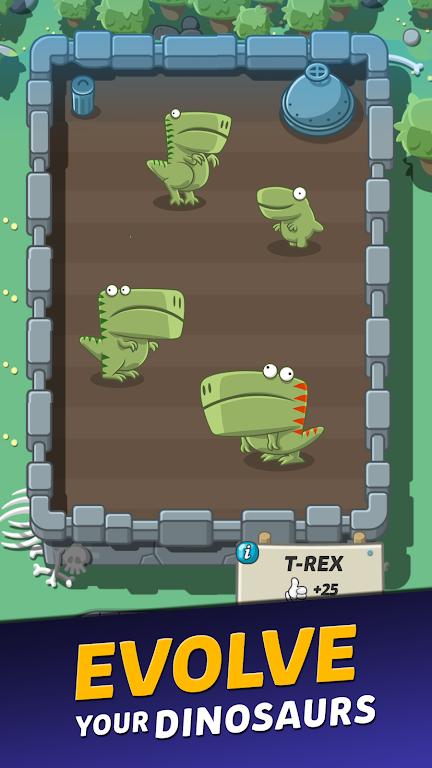 Crazy Dino Park  poster 3