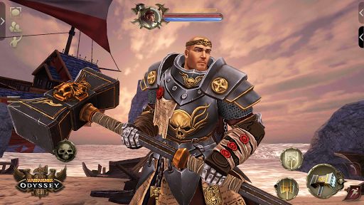 Warhammer: Odyssey MMORPG 1.0.6 screenshots 4