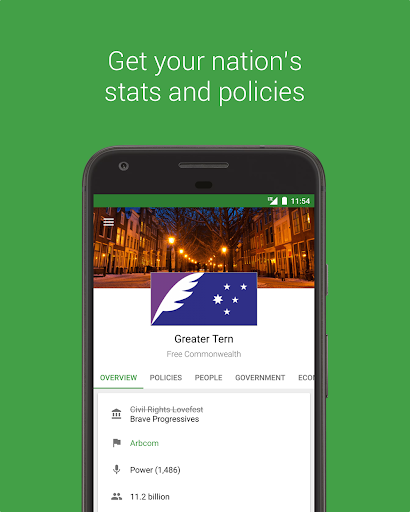 stately for nationstates screenshot 1