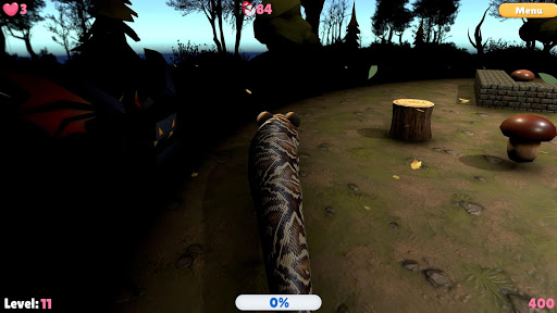 nova snake 3d screenshot 2