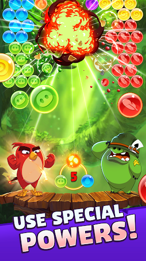 Angry Birds POP Blast 1.10.0 screenshots 16
