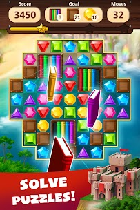 Jewels Planet – Free Match 3 & Puzzle Game 6