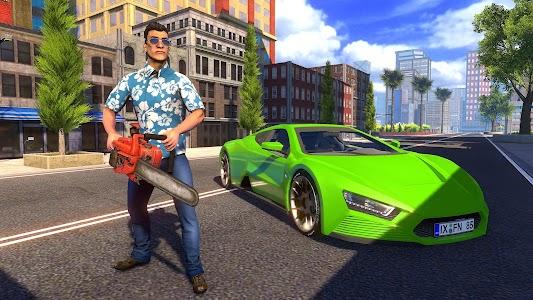 Auto Theft Crime Simulator 9.3