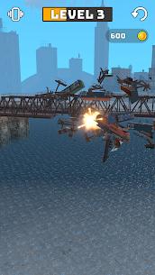 Cannon Demolition MOD Apk 1.4.7 (Unlimited Money) 4