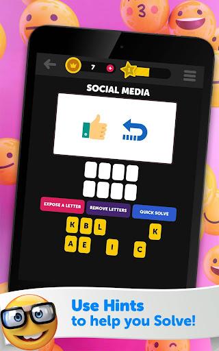 Guess The Emoji - Trivia and Guessing Game! 9.52 screenshots 13