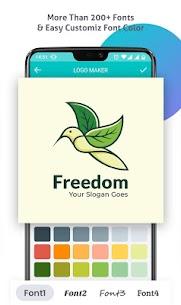 Logo Maker Premium MOD APK by stylish app world 4