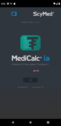 MediCalcu00ae 10.1 Screenshots 1