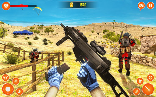 SWAT Counter terrorist Sniper Attack:Action Game 1.1.2 Screenshots 16