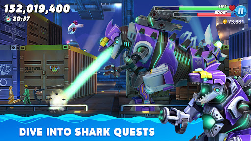 Hungry Shark World 4.2.0 screenshots 1