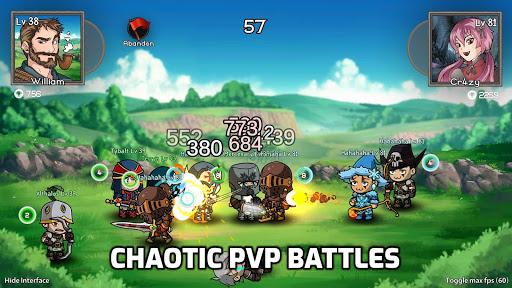 Auto Battles Online - PvP Idle RPG  screenshots 6