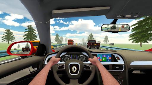 Traffic Racing In Car Driving : Free Racing Games 1.2.2 screenshots 6