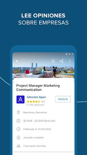 InfoJobs - Job Search android2mod screenshots 4