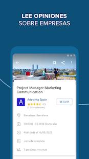 InfoJobs - Job Search 3.93.0 Screenshots 4