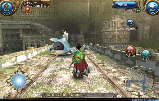 RPG Toram Online - MMORPG apktram screenshots 16