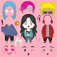 Unnie Doll : Emoji Maker Anime Games for Girls para PC Windows