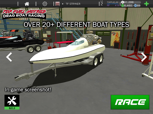 Top Fuel Hot Rod - Drag Boat Speed Racing Game 1.12 screenshots 23
