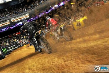 Ricky Carmichael' s Motocross Apk 4