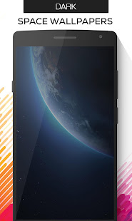 Blacker : Dark & AMOLED Wallpapers (HD,4K)
