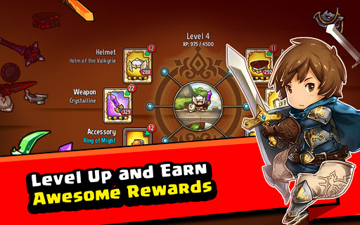 Crazy Defense Heroes: Tower Defense Strategy Game 2.4.0 screenshots 14
